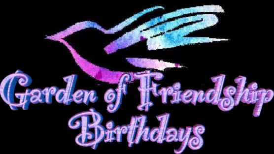 Peace Seed GOF birthday title graphic