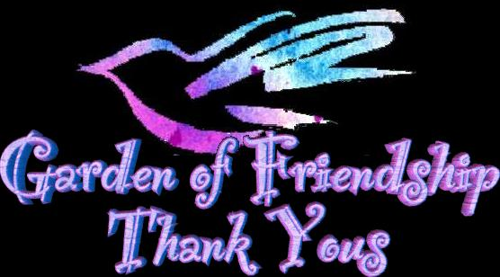 Peace Seed GOF thank you title graphic