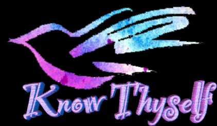 Know Thy Self title graphic