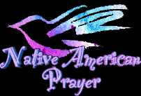 Native American Prayer for Peace graphics