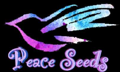 Peace Seed title graphic