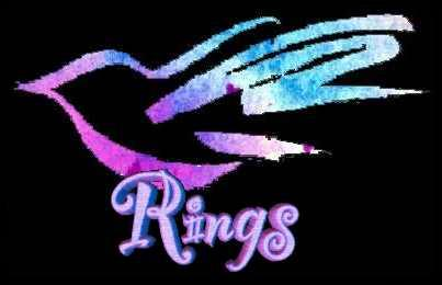 graphic title for rings